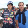 Carlos Sainz Jr. has wrapped up the Formula Renault North European Cup title with one weekend remaining after one win and two second places at Most in the Czech Republic...