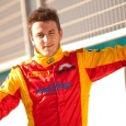 Fabio Leimer was victorious in the GP2 Final at Abu Dhabi last weekend, and then impressed on his F1 testing debut with Sauber a few days later...