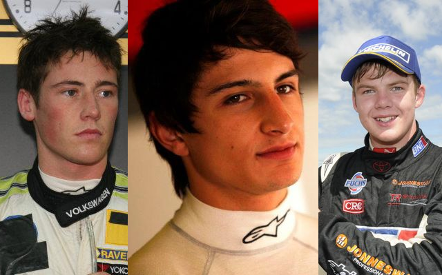 Hulme, McLaren and Amon made them a driving force in international motor racing, but New Zealand hasn't had an F1 driver since 1984. Now they have a new trio of driving stars ready to take on the world...