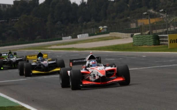 Adrian Quaife-Hobbs and Sergey Sirotkin took a win each in the Auto GP races at Valencia. Also in the roundup there's Italian F3, Formula Abarth and Formel Masters action...