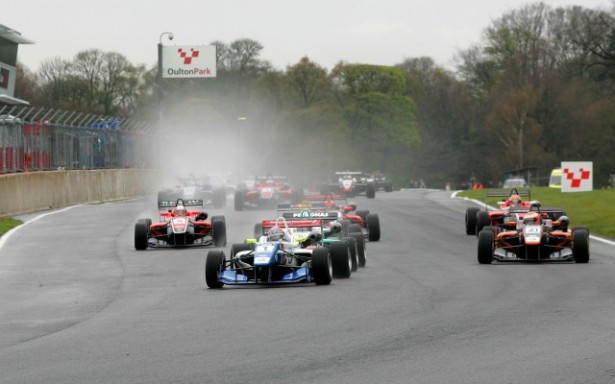 Jack Harvey wins the opening race of the British F3 season at Oulton Park and leads the points standings at the end of the first weekend...