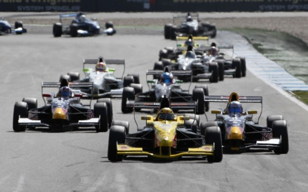 Nearly 40 cars for the opening round of the Formula Renault North European Cup season at Hockenheim, while GP2 moves onto Bahrain for round two...