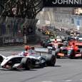 The bumper weekend of racing in Monaco didn't produce the best racing we'll see all season, but as always the tight streets provided a great test of the F1 hopefuls' talent and bravery...