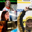 Girl racers have become a hot topic in 2012. While the spotlight is on three ladies debuting in GP3 this weekend, another claimed a brave race victory last weekend...