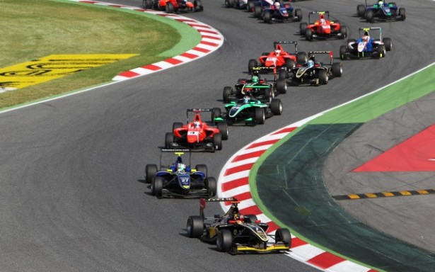 GP3 title favourite heads the standings after round one, Giedo van der Garde ends his GP2 winless streak, while a Ferrari protege dominates in Pau..