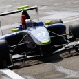 Portuguese driver moves into title contention after becoming the first double winner in GP3 history. In GP2 there were wins for Max Chilton and Esteban Gutierrez...