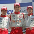 Nicolas Costa, Luca Ghiotto and Bruno Bonifacio have battled all season-long, but only one will be crowned champion at the home of Italian motor racing this weekend...