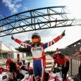 British driver successfully defends his season-long points lead at Monza finale to become champion and secure F1 test opportunity...