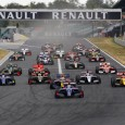 Red Bull Junior's stunning season continues as Danish ace is robbed of victory in second Hungaroring FR3.5 race, having come second in opening encounter to Robin Frijns, who extends his points lead...