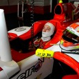 Amongst rumours of a 2013 reserve driver role, F1 team grants rookie Formula Renault 3.5 title contender his first proper testing opportunity...
