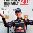 He may have missed out on the Eurocup title, but Daniil Kvyat didn't leave Barcelona empty handed despite a collision with Norman Nato in the Alps season finale that followed...