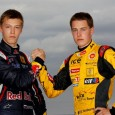 Having won all but one of the 12 races so far between them, Stoffel Vandoorne and Daniil Kvyat have been the class of the huge field in this year's Eurocup Formula Renault, and one will take the big prize this weekend...