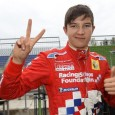 Formula Renault NEC champion sees off competition to win prestigious award and with it a McLaren Formula 1 test...