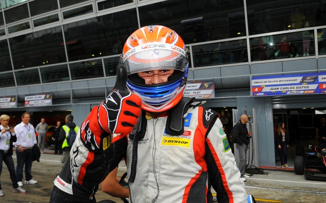 Mans Grenhagen will contest the FIA F3 European Championship in 2013 with Van Amersfoort Racing, according to the Dutch magazine START. The Swede is set to partner Dennis van de Laar and a third, yet unconfirmed driver.