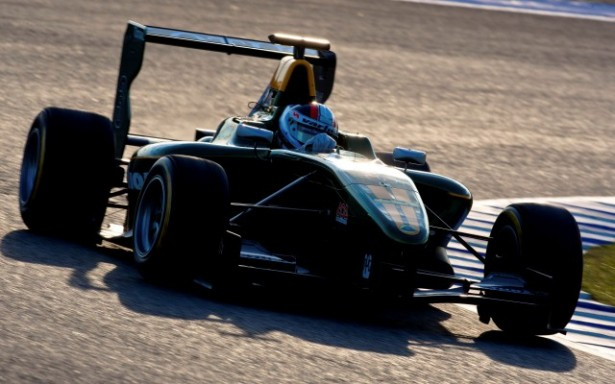 Facu Regalia will race full-time in the GP3 Series this season after signing with triple champions ART Grand Prix.