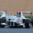 Lewis Williamson put new GP3 Series entrants Bamboo Engineering on top spot on the final day of the first pre-season test at Estoril.