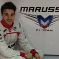 Jules Bianchi will race in Formula 1 this season after replacing Luiz Razia at Marussia after one of the Brazilian's promised sponsors failed to produce a payment, prompting the team to terminate his contract.