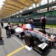 James Calado will start the GP2 feature race in Bahrain ten places lower than where he finishes in qualifying after being penalised for causing the first lap accident that put him out of the Malaysia sprint race.