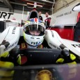 James Calado started the 2013 GP2 Series season the way he is expected to finish it, with first place in practice in Malaysia.