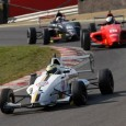 Daniel Cammish made a triumphant return to Formula Ford with a clean-sweep of the first three races of the British championship's winged-era at Brands Hatch.