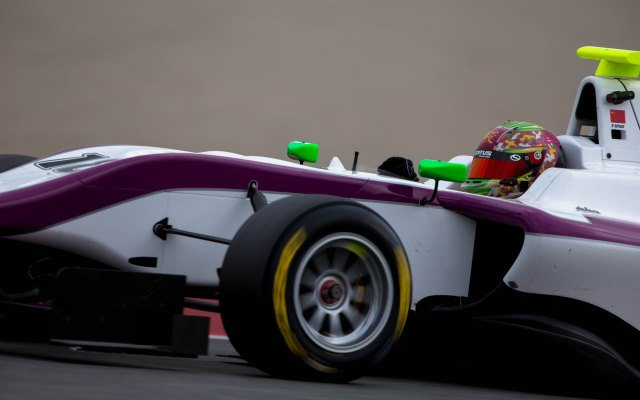 Adderly Fong has confirmed that he will race for Status Grand Prix in the GP3 Series this year.