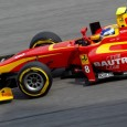 Fabio Leimer started his GP2 title bid with victory in the opening race of the season in Malaysia.