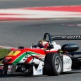 Photo: FIA F3 European Championship Prema Powerteam's Raffaele Marciello and Lucas Auer topped the morning and the afternoon session respectively on day one of European F3′s pre-season testing at Catalunya....