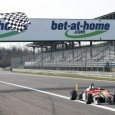 Raffaele Marciello emerged victorious in the first race of the 2013 F3 European Championship season at Monza, escaping unscathed in an incident-packed race.