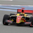 Formula Renault 3.5 Series rookie Stoffel Vandoorne showed again he could be a threat for the championship as he beat favourite Antonio Felix da Costa to the fastest time on the first day of the Paul Ricard test.
