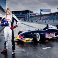 Young female racer Beitske Visser has joined the Red Bull Junior Team ahead of the 2013 season.