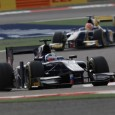 Sam Bird held off a late charge from Felipe Nasr to win the GP2 sprint race in Sakhir by the narrowest of margins.