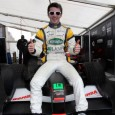 Sergio Campana scored his maiden pole in Auto GP at Marrakech, narrowly beating ex-F1 driver Narain Karthikeyan in a session that saw multiple interruptions.