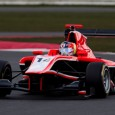 Tio Ellinas has had his seat with Marussia Manor Racing in this year's GP3 Series confirmed by the team.