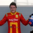 Fabio Leimer was again around a second clear of the rest of the GP2 Series as he continued his startling form in Bahrain to claim a dominant pole position.