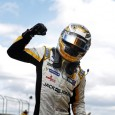 Kevin Magnussen converted his dominance over the rest of the Formula Renault 3.5 field at Motorland Aragon this weekend into a 20-second victory in Saturday's race.