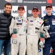 Photo: BRDC F4 Jake Dalton became the third different winner from the three races on the opening BRDC F4 weekend at Silverstone, while second-place was enough for the consistent Seb...