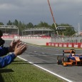 Robin Frijns outscored every single opponent in his second round of GP2 action, taking a first win for himself and his team...