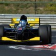 Vittorio Ghirelli scored his first pole-position in Auto GP at the Hungaroring.