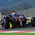 Hector Hurst took his first F3 Open pole in qualiftying two at Portimao, narrowly beating Ed Jones, Santiago Urrutia and Alexandre Cougnaud.