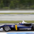 Raffaele Marciello and Daniil Kvyat continued to be quickest on track, sweeping up the pole positions for the round of European F3 at Hockenheim.