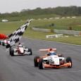 Chris Middlehurst had a near perfect second round in Formula Renault Protyre at Snetterton, taking two wins and adding a second-place finish in race two to massively increase his championship lead over the competition.