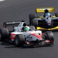Japanese Driver Kimiya Sato continued his 100% podium scoring record with a triumph in race one from 3rd on the grid after pole-sitter and the weekends pace-setter Vittorio Ghirelli was delayed at the mandatory pit-stop.