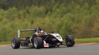 British driver Emil Bernstorff took his first victory of the season in an all Lotus podium in the final race of the weekend at Spa-Francorchamps.