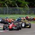 Antonio Fuoco completed a perfect Imola weekend by winning again in race two and extending his already big lead in the championship standings.