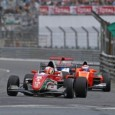 Luca Ghiotto became the winner 72nd edition of the Pau Grand Prix after early race leaders Matt Parry and Jake Dennis collided, and Pierre Gasly was later handed a penalty while just laps from victory.