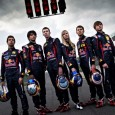 The six members of the Red Bull Junior Team for 2013 spent time together at the Red Bull Ring in Austria recently at a media day.