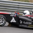 Martin Rump will start the first ever Formula Renault 1.6 NEC Junior race from pole position after topping qualifying at Zandvoort.