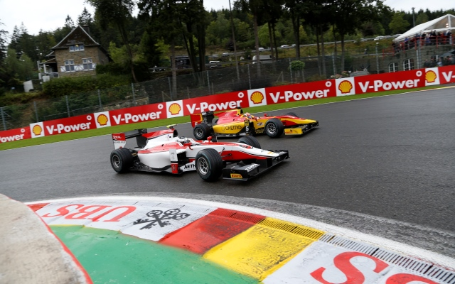 This week's Roundup concentrates on a superb dose of action from GP2 and GP3 at an ever-challenging Spa-Francorchamps, and more junior single-seater racing from around the world.