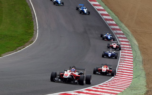 This week's Roundup features German F3 and ADAC Formel Masters at the Nurburgring, British F3 and BRDC F4 at Brands Hatch as well as Formula Renault action from Most, Zolder and Snetterton.
