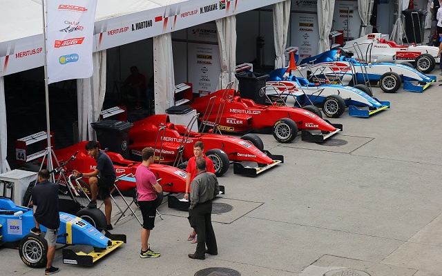Photo: Formula Masters China Series
